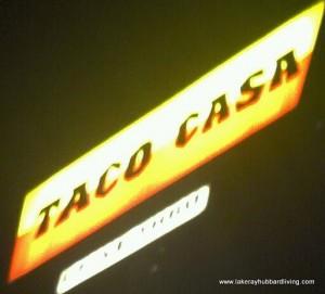 Taco Casa, Garland, TX