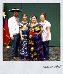 Charro Days with the Brownsville Chapter