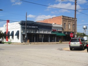 Downtown Forney, Texas