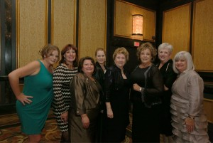 Sylvia at the 2013 WCR National Conference with fellow 2014 Regional Vice President Inductees.