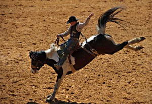 Mesquite TX, rodeo