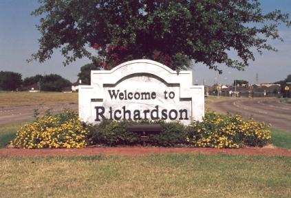 cities richardson