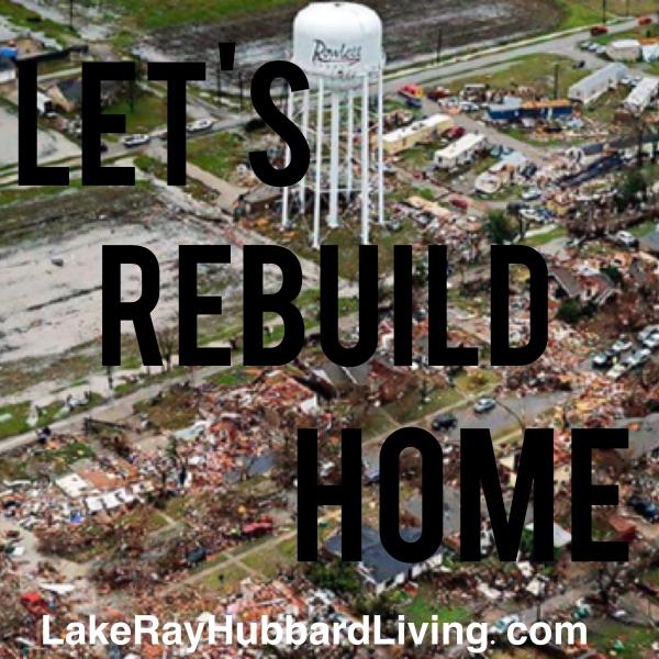 Let's Rebuild Home