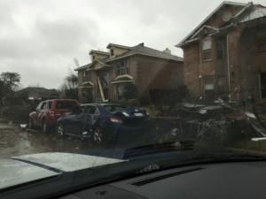 The devastating aftermath.